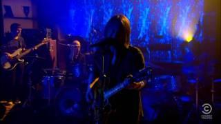 Radiohead - The National Anthem Live on Colbert