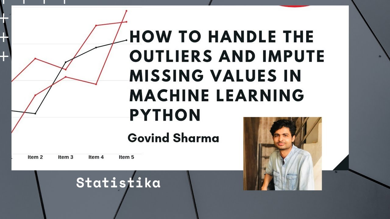 How to Handle Outliers in Python and Impute missing values in machine  learning python
