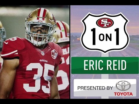 Eric Reid is Liking the Feel of the New Defense
