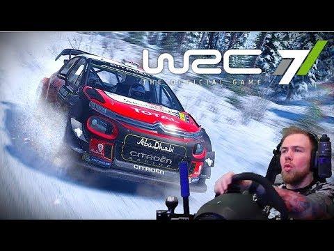 В ЭТУ ИГРУ ДОЛЖЕН ПОИГРАТЬ КАЖДЫЙ КТО ЛЮБИТ РАЛЛИ! WRC 7
