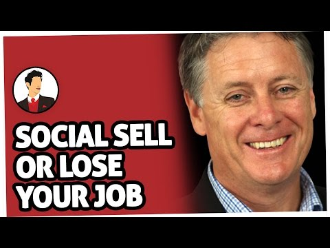 Strategically Social Sell Or Lose Your Job With Tony Hughes | Salesman Podcast
