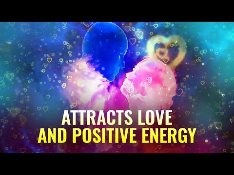 Attracts Love and Positive Energy ♥❤ Make Anybody Fall In Love With You ♥❤  Binaural Beats