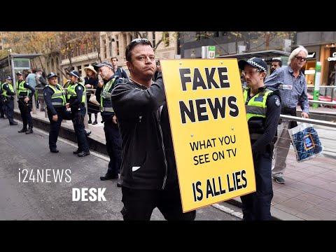 Trump And Netanyahu: Fake News Wars