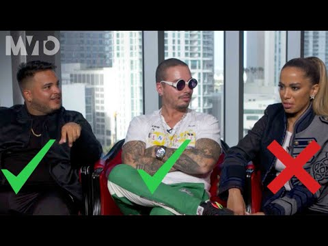 J Balvin, Anitta and Jeon Confess If They Like to Sleep Naked | Sessions | The MVTO