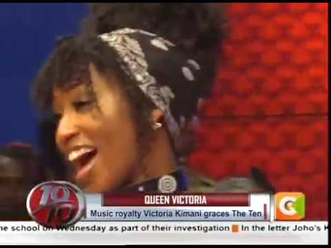 Queen, Victoria Kimani Live #10Over10