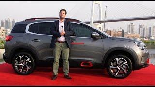 2018 Citroën C5 Aircross [PRESENTATION] : les chevrons sortent les crocs