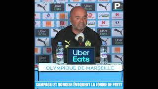 """OM : Sampaoli veut """"comprendre les irrégularités de Payet dans sa carrière"""""""