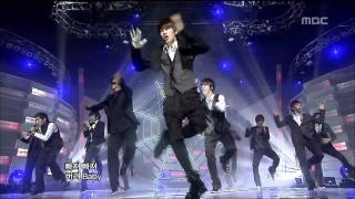 Gambar cover Super Junior - Sorry Sorry, 슈퍼주니어 - 쏘리 쏘리, Music Core 20090314