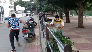 INDIAN  PIE PRANK GONE WRONG | PRANK IN SURAT | TFJ