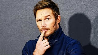 Chris Pratt - cute and funny moments of our Star-Lord ❤