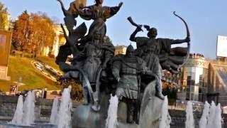 Достопримечательности Киева(, 2016-05-31T10:21:03.000Z)