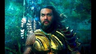 'Aquaman' Official Trailer (2018) | Jason Momoa, Amber Heard