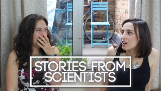 The Sea Tried To Kill Me! || Stories from Scientists with Virginia Schutte