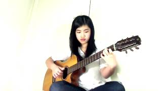 [Guitar Cover Hay] Ru ta ngậm ngùi