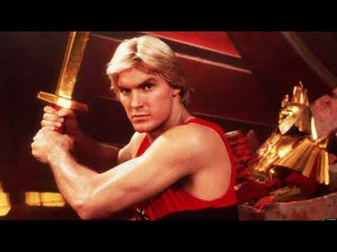 Flash Gordon Theme Song Preformed by Queen.