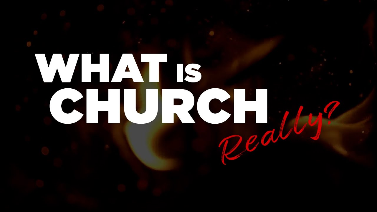 PENTECOST SUNDAY | What is church, really? Service 5-31