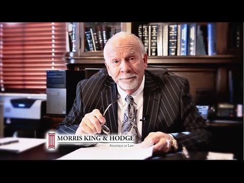 Morris King & Hodge Huntsville AL Personal Injury Lawyers