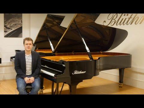 Benjamin Grosvenor On Performing Bach And Mozart