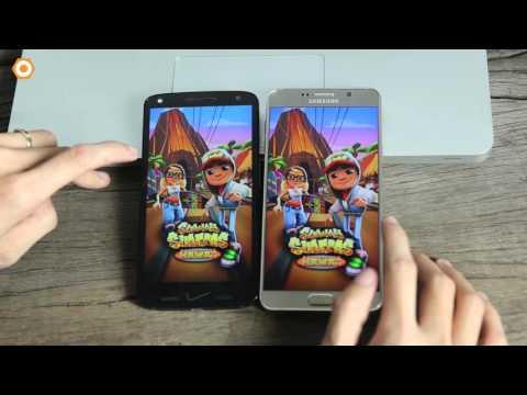 So sánh hiệu năng Droid Turbo 2 vs Galaxy Note 5 - Kỳ phùng địch thủ!