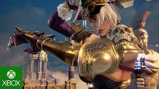SoulCalibur VI: Ivy and Zasalamel Announcement