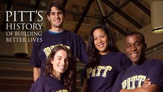 Pitt: 225 Years of Building Better Lives
