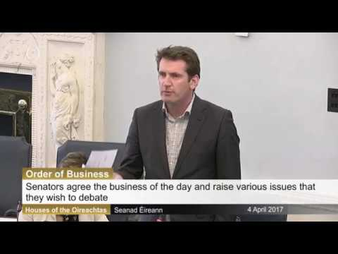 Seanad: Order of Business  - 4th March 2017