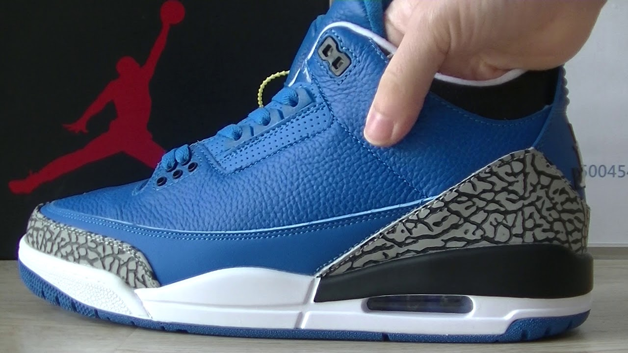 057fd91221a0 DJ Khaled x Air Jordan 3 Father of Asahd We The Best Review - YouTube