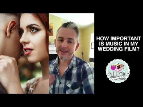 Top 3 Reasons Why Music is the Most Important Part of Your Wedding Video