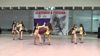 Сделано в России 2013 Стрип пластика малая группа 2 место