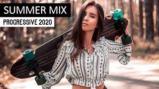 EDM Summer Mix 2020 - Progressive House Music Mix