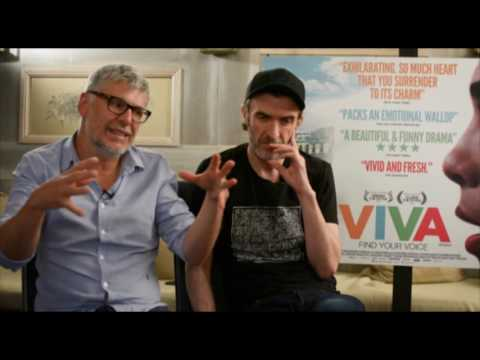 VIVA - Interview with director Paddy Breathnach & Writer Mark O'Halloran
