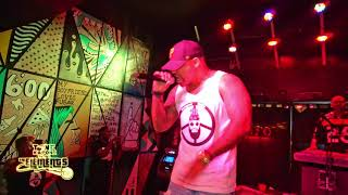 THE ELEMENTS MONTHLY HIP-HOP NIGHT: Live Performance by D GAINES