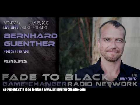 Ep. 691 FADE to BLACK Jimmy Church w/ Bernhard Guenther : Piercing the Veil : LIVE