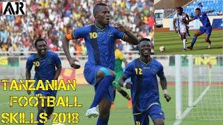 THE BEST TANZANIAN FOOTBALL SKILLS 2019