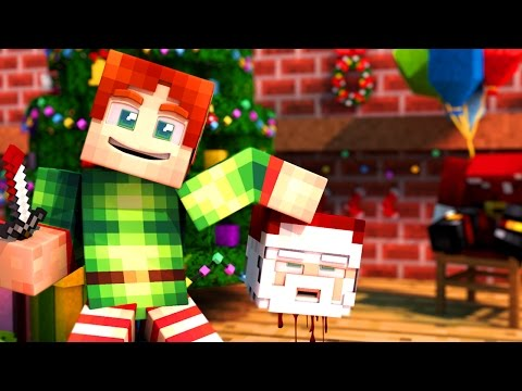 SANTA WORKSHOP MURDER!! | Minecraft Murder Mystery
