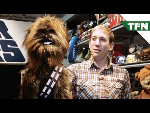 Rancho Obi-Wan Tour: BIGGEST Star Wars Collection EVER