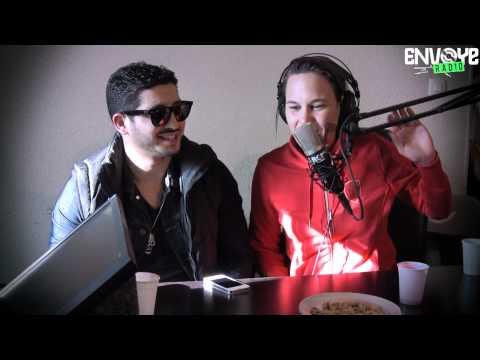 Youtube: Interview Ladea sur Envoyé Radio, part I par Olampa'Prod ©