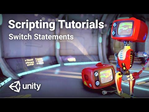 C# Switch Statements In Unity! - Beginner Scripting Tutorial