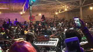 Trap Jazz LIVE JammjamATL | Chris Mox Moten | Devon Stixx Taylor| Cassius Jay|