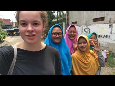 My ACICIS/New Colombo Plan Experience