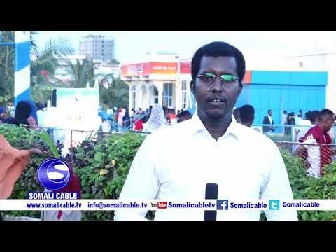 Beerta Nabbada Mogadishu City Capital of Somalia Muuqaal Yaab leh 2018 HD VIDEO