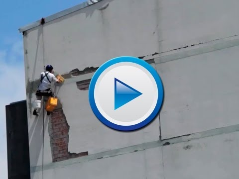 CPR PAINTING- New Generation Painting & Clean- Rope Access - Abseil Painting