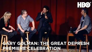 Gary Gulman: The Great Depresh   A Conversation About Depression   HBO