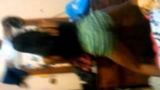 Kat Stackz Dancing To Get Big