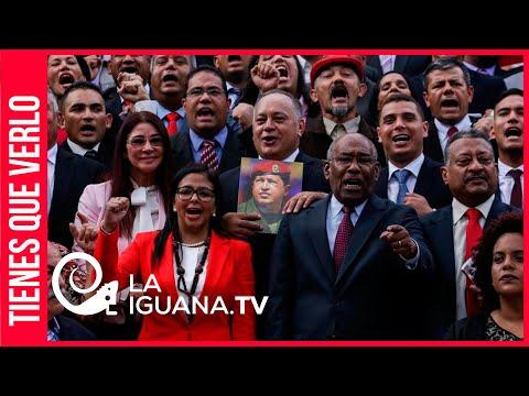 ¡Hartos! Pueblo Chavista entró a la Asamblea Nacional