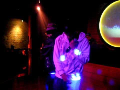 Yoni and Dejan: Eminem - Guilty Conscience (Hip-Hop Karaoke Jan 2011)
