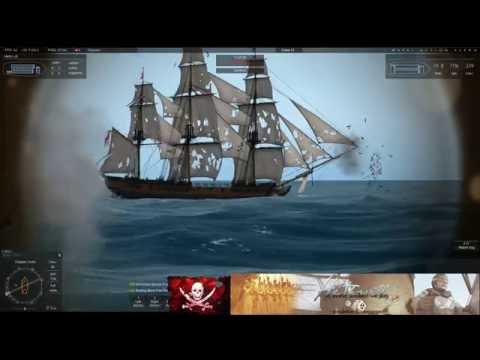 Naval Action -PVP ONE- battle#17 - de Belleville