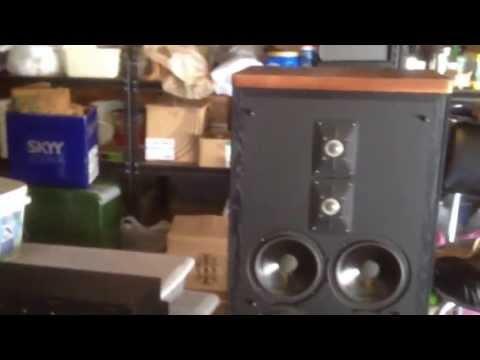 Yamaha M-85 Classic Amplifier Demo