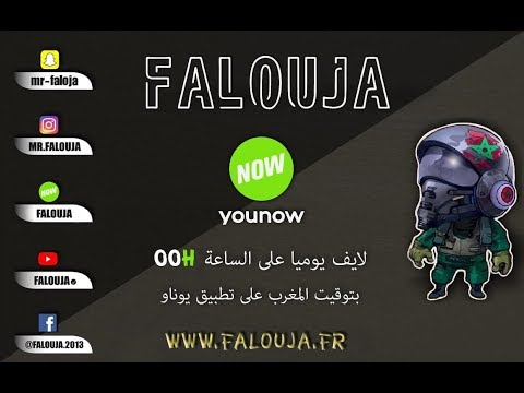 Falouja Live Nachat Freephone