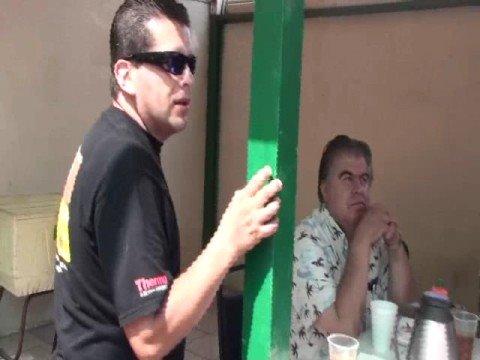 Ham Radio Reunion de Amigos Ensenada  Baja California Mex By K6EG